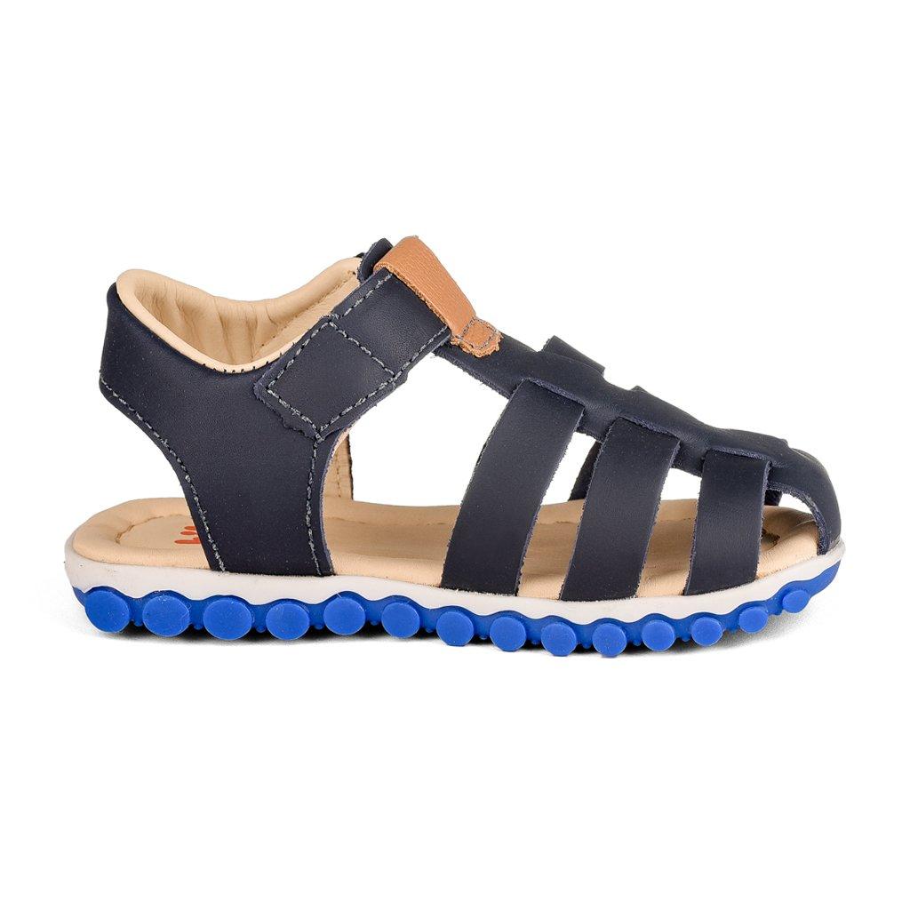Sandale Baieti Bibi Summer Roller Naval/Brandy