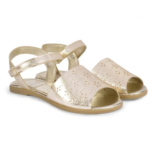 Sandale Fete Bibi Fresh Aurii