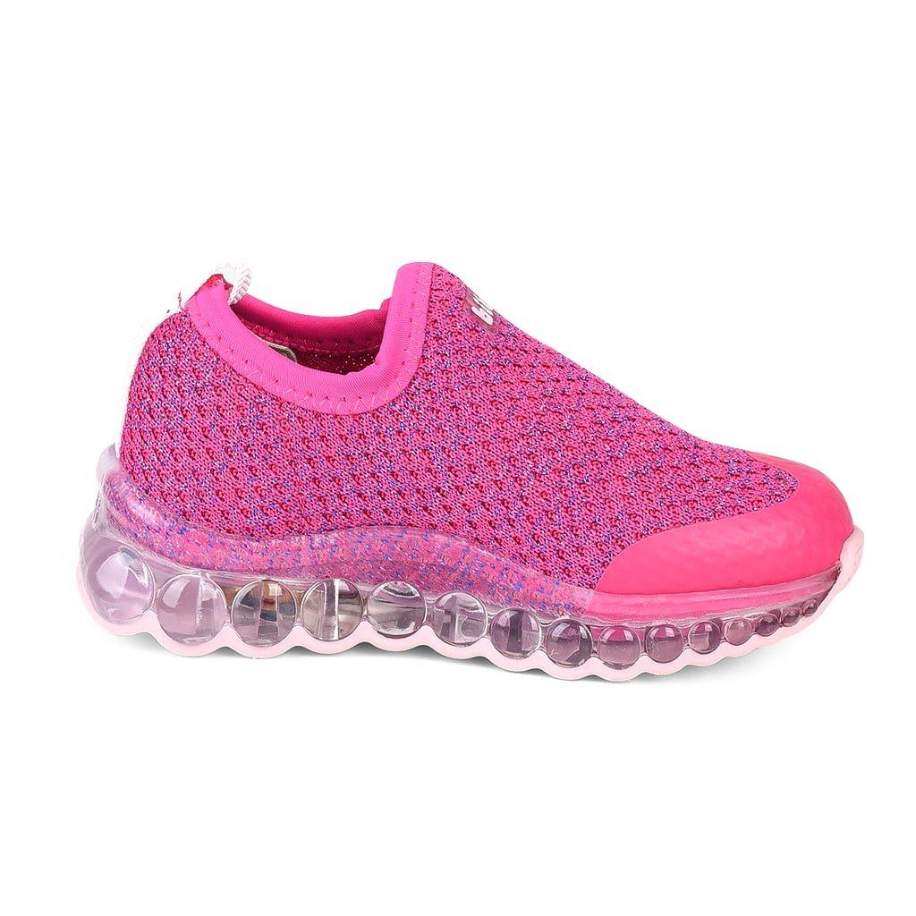 Pantofi Sport Led BIBI Roller Celebration Penelope Lurex