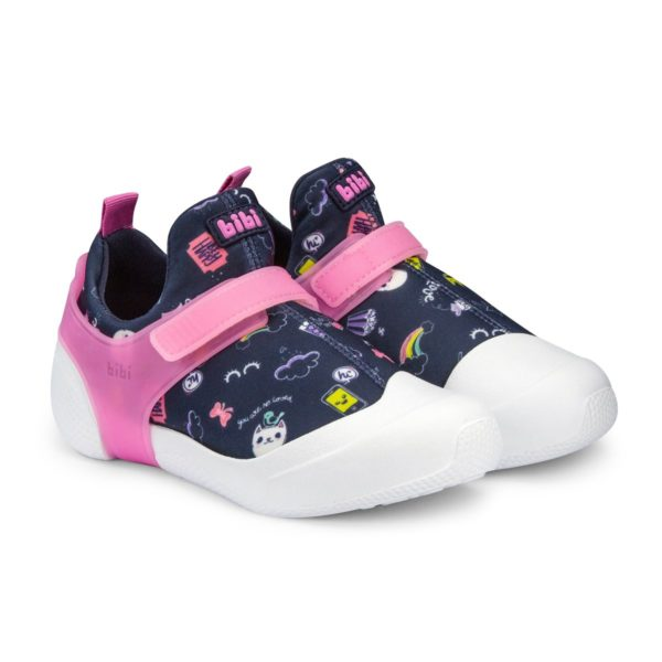 Pantofi Baieti BIBI 2way Naval Disco